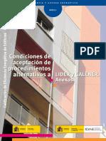 Condiciones de aceptación de procedimientos alternativos a LIDER y CALENER.pdf