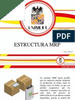 Estructura MRP