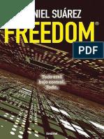 Freedom(r) - Daniel Suarez