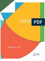 352385922 Algebra Linear E Sua Aplicacoes David Lay Quarta Edicao