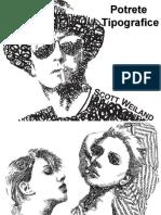 Portrete tipografice