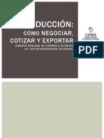 Como Cotizar y Negociar Precios de Exportacion