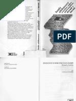 Althusser, Louis (1996). Escritos Sobre Psicoanálisis - Freud y Lacan. Ed. Siglo XXIb.pdf