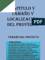 5.- Tamaño y Localización