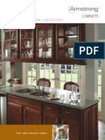 Brochure Armstrong Cabinets