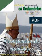 Papa Francisco en sudamérica 2015 (Ecuador-Bolivia-Paraguay)