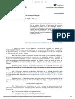 Portaria Alf Spr n 35 de 20 10 2014