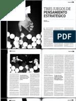 Artículo - Tres juegos de pensamiento estratégico - Laster.pdf