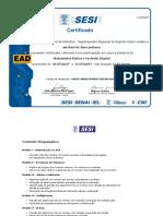 Certification (3)