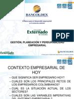 Gestion, Planeacion y Perdurabilidad Empresarial