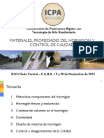 ICA _ Materiales