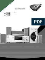 Phillips DFR1600 Manual