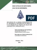 Tesis de Catolica Anemia Ferropenica y Desarrollo Psicomotor (1)