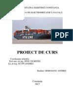 Proiect de Curs TCVN