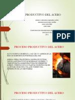 Proceso Productivo Del Acero