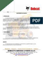 Mantenimiento de Equipos - Bobcat.pdf