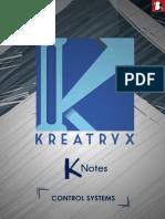 Kreatryx Control System