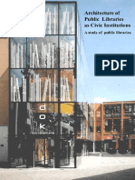 Architecture of Public Libraries as Civic Institutions