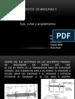 Ejes, Cuñas y Acomplamientos.pptx