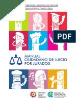 Manual Ciudadano de Jurados Neuquén