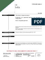 Indice ISO 2631-1 Español