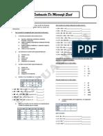 Examen de Excel Ciber Beca