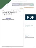 Una mezcla potente para limpiar el hígado (2 ingredientes) _ Salud.pdf