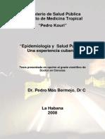 Tesis Doctoral Epidemimiologia y Salud Publica Pedro Mas Bermejo