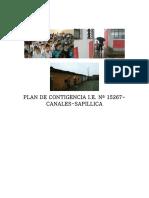 Plan de Contigencia Canales