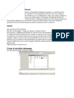 DataSnap DBExpress y Threads