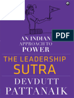 The Leadership Sutra