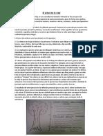 Técnica psicologica cognitiva- conductual El árbol de la vida (Teoría y Practica).
