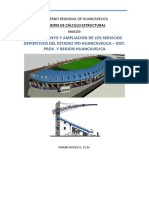 Memoria de Calculo Estadio IPD HVCA - 2017