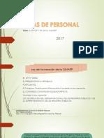Sistemas de Personal