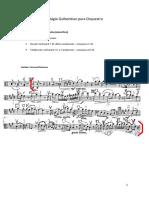Excertos-Viola Estágio de Orquestra