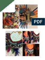 Artesanias en Los Bailes Maya