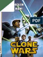 3D&T e M&M - Star Wars - Clone Wars