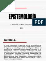 Epistemologia TAFUR