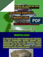 3 Mineralogía