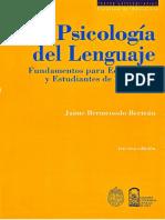 Bermeosolo Jaime - Psicologia Del Lenguaje - Centralderecursos.blogspot.com