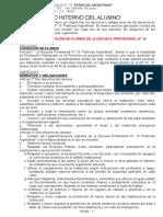 Reglamento Interno Escuela 10