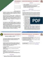 Quispepoma Guia Para La Formulacion de Proyectos de Riego