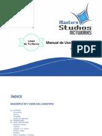 Manual Estandar de Uso de Marca