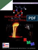 Reporte Metalurgico y de Materiales 6
