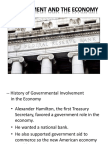 Government and the Economy