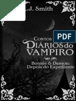 Bonnie & Damon, Depois Do Exped - L.J. Smith