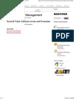 Earned Value Analysis terms and Formulae ~ I Answer 4 U.pdf