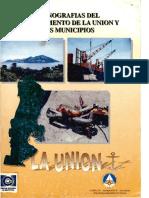 MONOGRAFIA DEL DEPARTAMENTO Y  MUNICIPIOS DE LA UNION.pdf