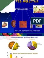 005 Diabetes Mellitus Complicacones
