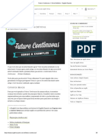 Future Continuous_ O Guia Definitivo - English Experts
